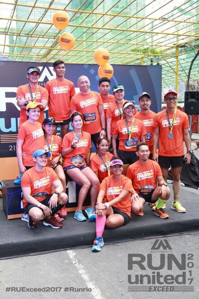 Alaxan Unstoppable Runners - All