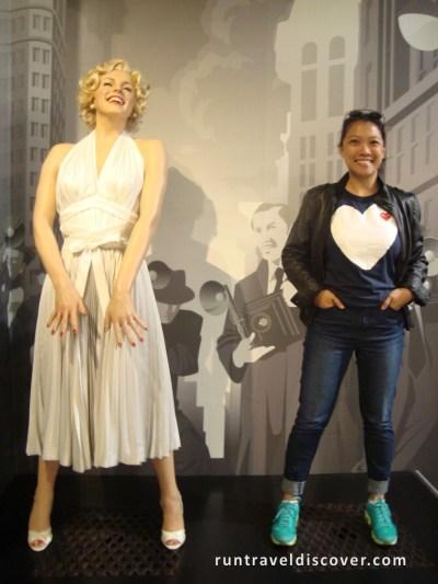 Central Hong Kong - Marilyn Monroe
