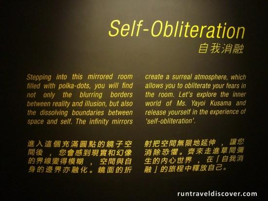 Central Hong Kong - Self-Obliteration
