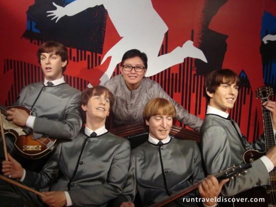 Central Hong Kong - The Beatles