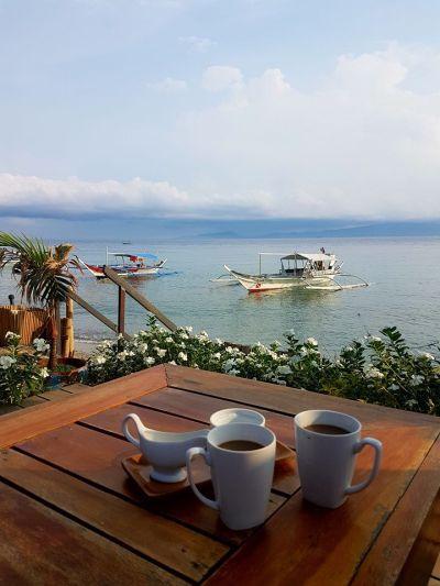Puerto Galera - Coffee