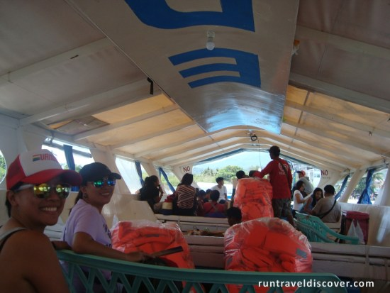Puerto Galera - Ferry
