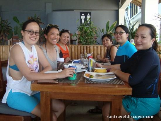Puerto Galera - Full Lunch