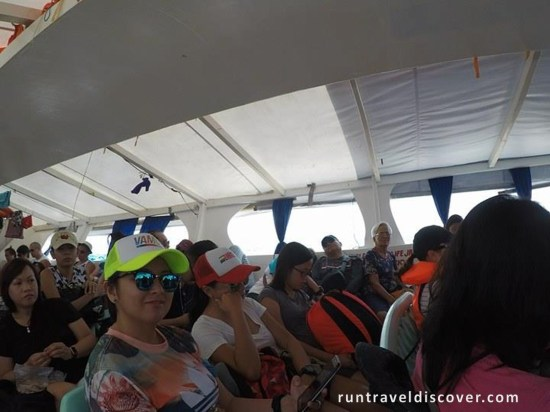 Puerto Galera - Going Home