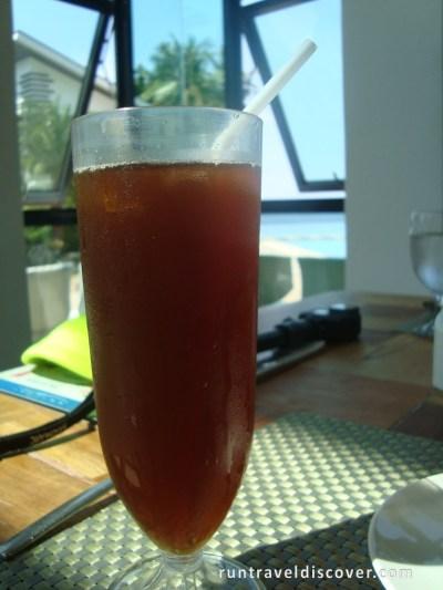 Puerto Galera - Iced Cofee