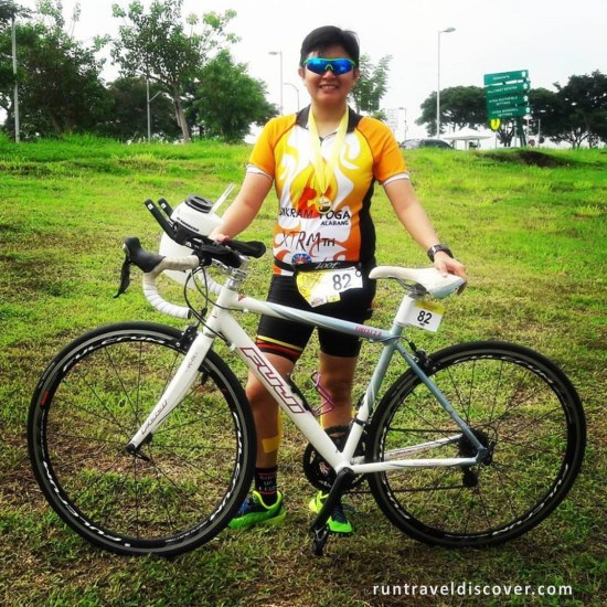 Duaman Duathlon 2017 - Finisher