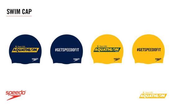 2017 Sun Life Aquathlon - Swim Caps
