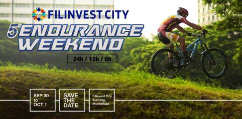 5th Filinvest City Endurance Weekend