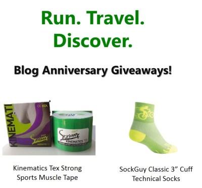 Run. Travel. Discover.