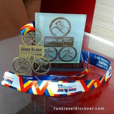 2017 Powerman Philippines - Podium Award