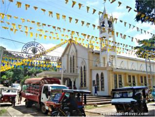 Coron Town Tour - San Agustin Church