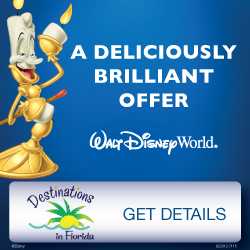 Get a quote on your Disney dream vacation at Destinations In Florida