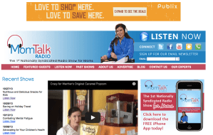 MomTalkRadio.com Who is That Featured Mom of the Week?