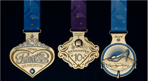 New Medals Revealed for 2014 Disney Princess Half Weekend and Tinker Bell Half