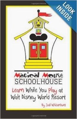 http://www.amazon.com/MAGICAL-MOUSE-SCHOOLHOUSE-Disney-Resort/dp/1475289960/ref=sr_1_2?ie=UTF8&qid=1343522587&sr=8-2&keywords=Magical+Mouse+Schoolhouse