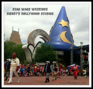 Wordless Wednesday Disney Weenies Star Wars Style
