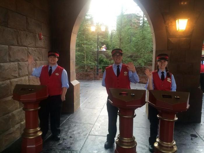 HogwartsExpressSTationmasters