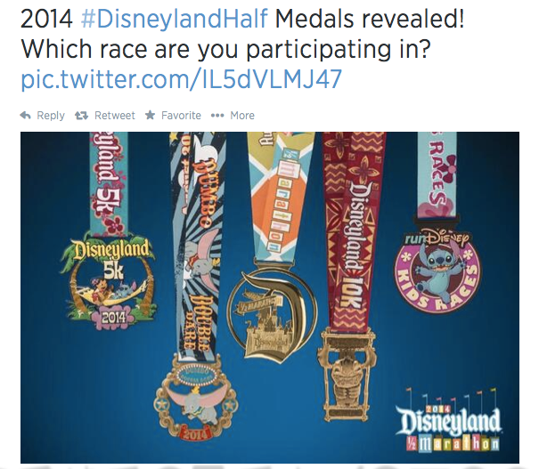 From runDisney Twitter Account