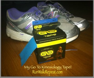 GO Tape Premium Kinesiology Tape Product Review