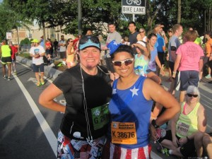 Peachtree Road Race 2014 Recap