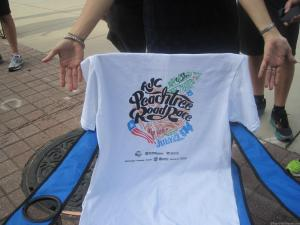 AJCPRR Finisher Shirt 2014