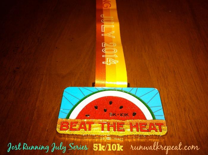 Jost Running July 5k 10k
