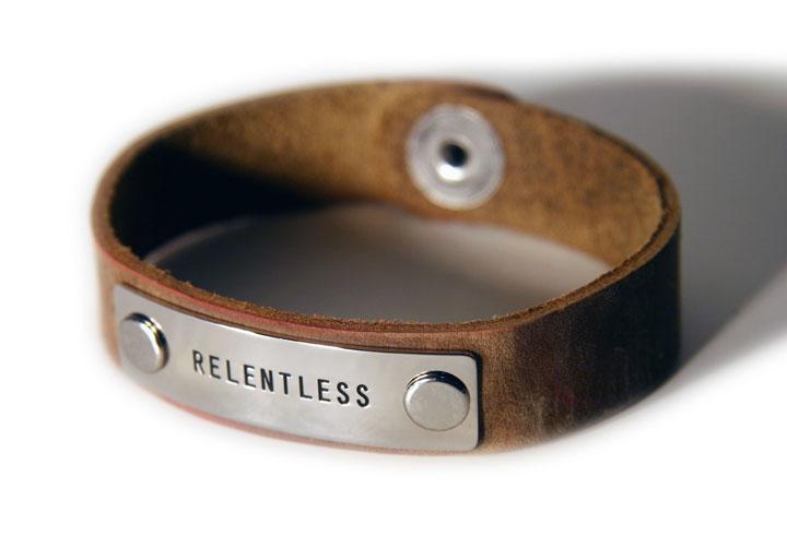 Relentless Training Bracelet