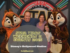 Star Wars Weekends and Events Announced for 2015