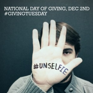 Its Giving Tuesday – Support Your Favorite Cause or One of Mine Today