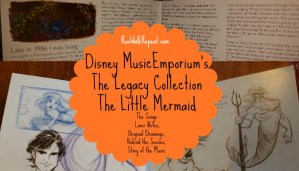 The Little Mermaid Legacy Collection: Look at this set, Isn't it neat?