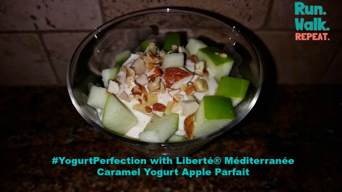 Liberte Yogurt Apple Parfait
