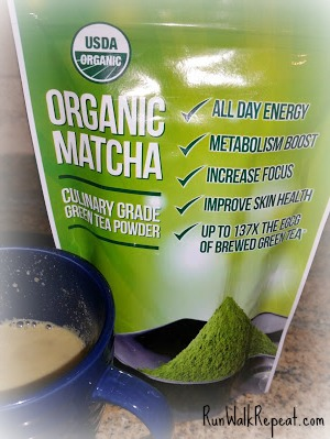 matcha powder kiss me organics