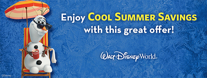 Cool Summer 2015 WDW