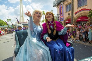 Frozen Summer Fun Premium Packages for 2015 Now Available at Walt Disney World