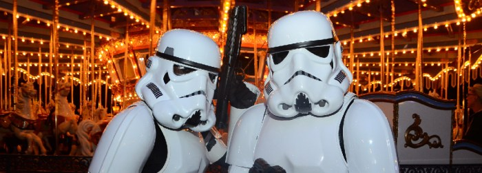 Star Wars the Dark Side Half Marathon