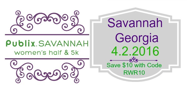Savannah Womens Half Discount