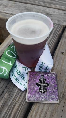Celebrate Your Finish in Savannah!