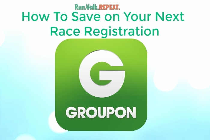 Groupon Race Registration