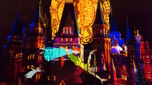 Once Upon A Time Projection Show Begins and Other Disney World News This Week