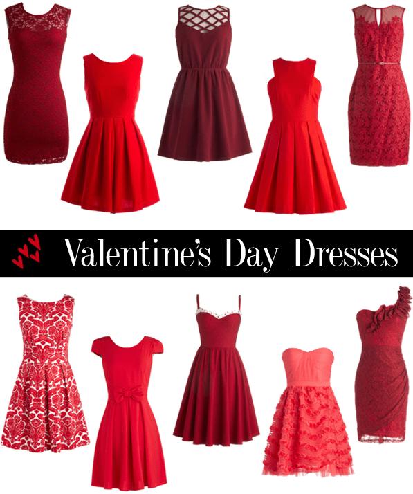 Valentines Day Dresses 2015 Custom Tailor Made Dress