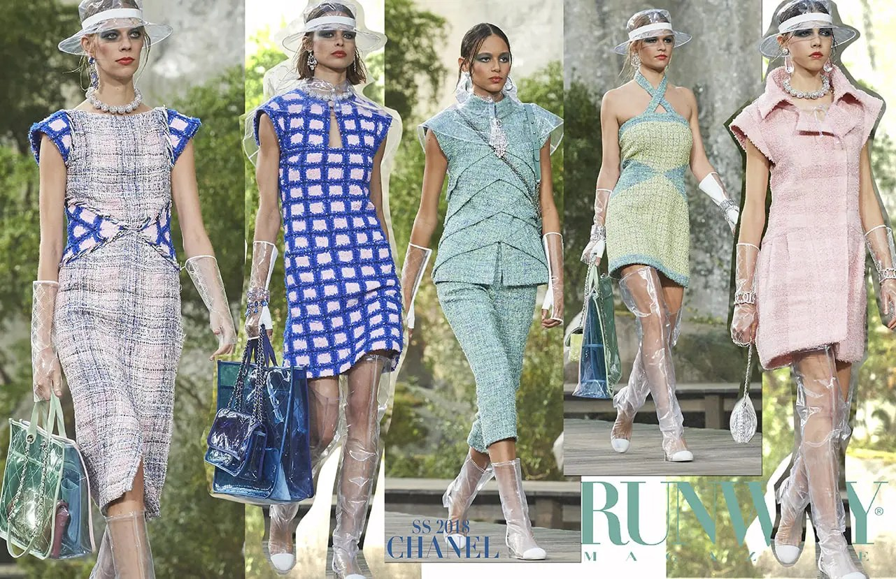 Chanel spring summer 2018 dresses to wear