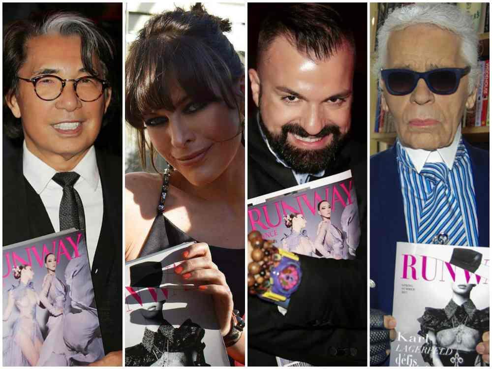Runway-Magazine-Cover-Eleonora-de-Gray-2014-Karl-Lagerfeld-Guillaumette-Duplaix-Kenzo-Julien-Fournie-Mila-Jovovich-RunwayCover2013-RunwayCover2014