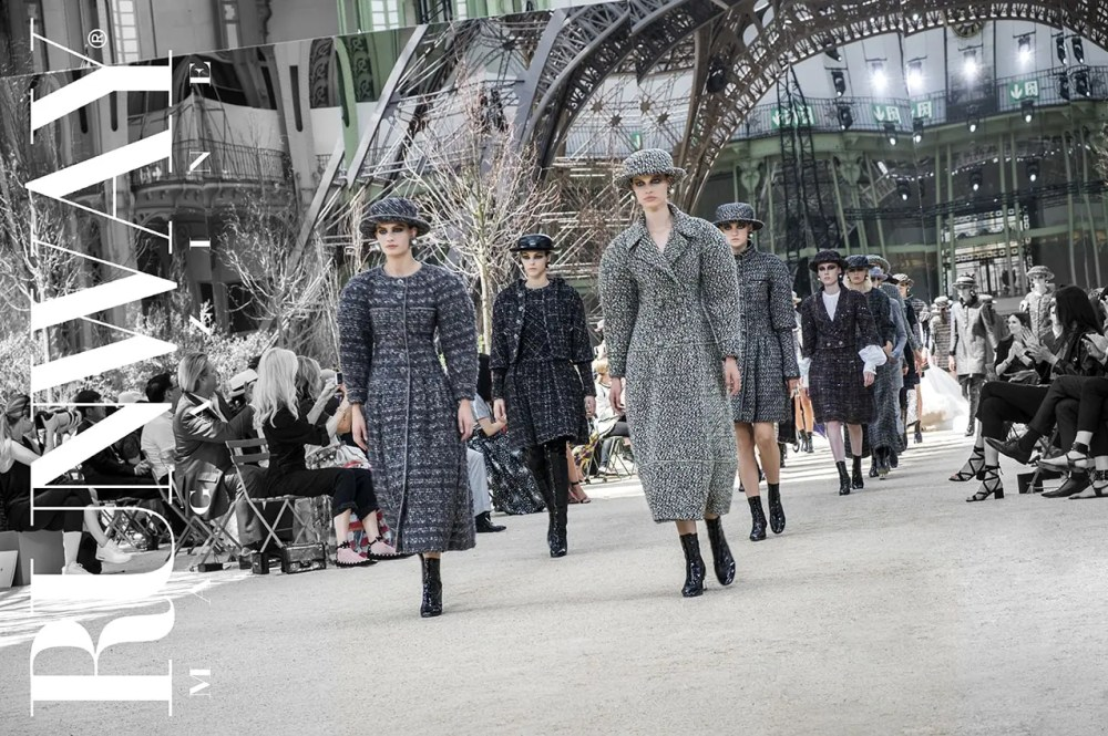 CHANEL Fall Winter 2017-18 Haute Couture by Runway Magazine