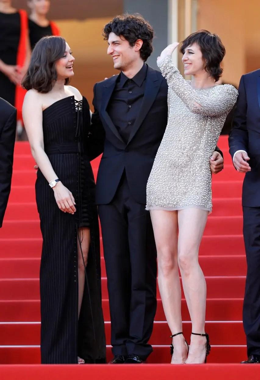 Charlotte Gainsbourg by Runway Magazine Cannes Fashion Film Festival 2017