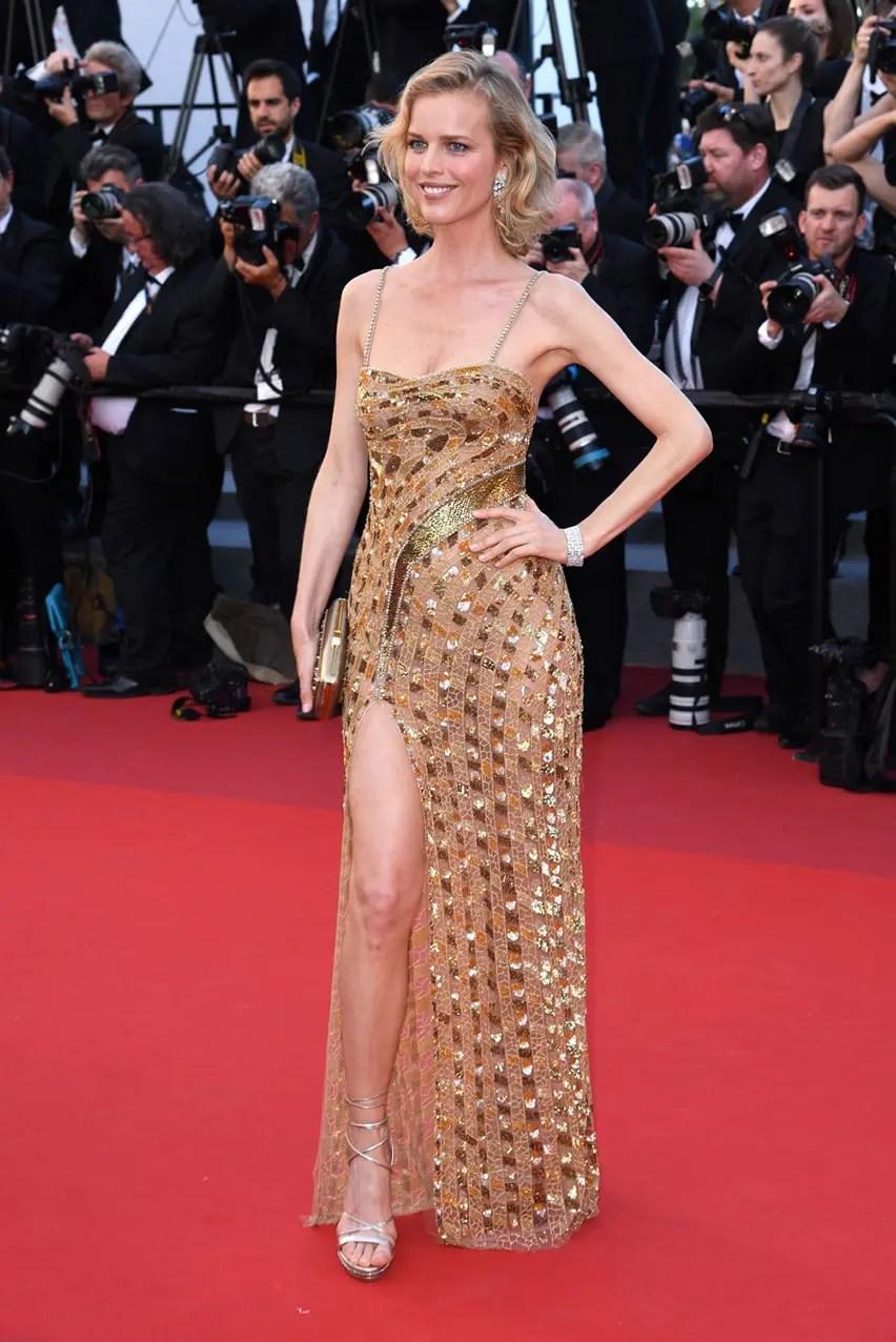Eva Herzigova by Runway Magazine Cannes Fashion Film Festival 2017