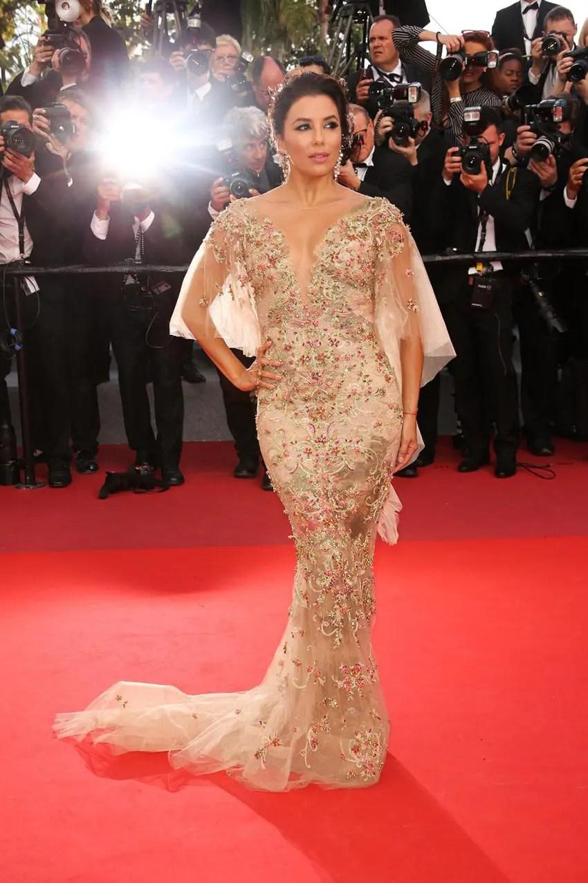 Eva Longoria by Runway Magazine Cannes Fashion Film Festival 2017