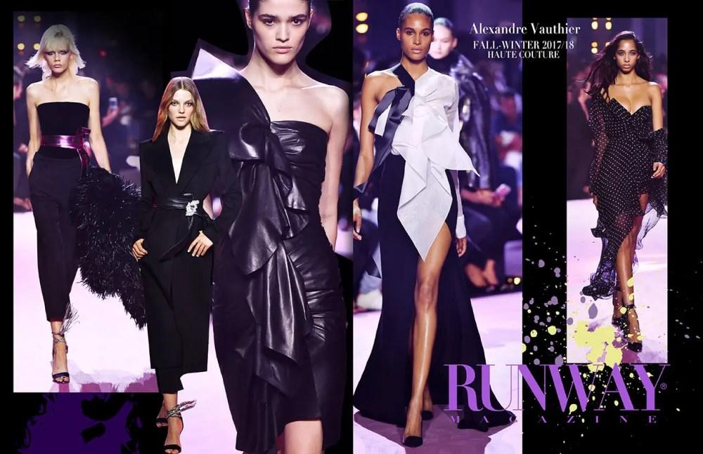Alexandre Vauthier by Runway Magazine