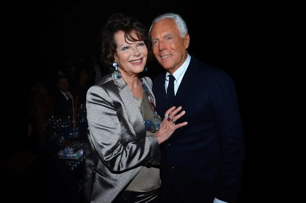 Giorgio-Armani-and-Claudia-Cardinale