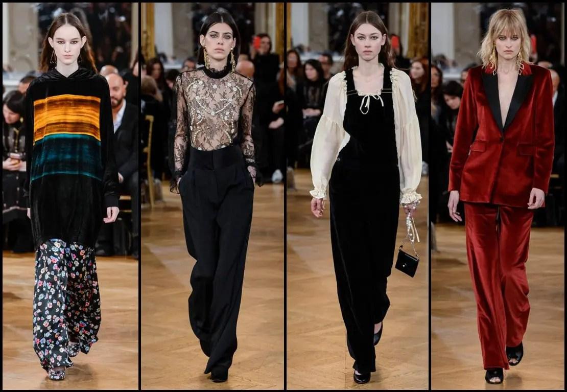 paul joe fall winter 2017 2018 paris fashion week official runway magazine. Black Bedroom Furniture Sets. Home Design Ideas