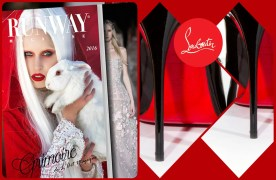 RUNWAY MAGAZINE. Australia Fashion Week FW 2017. Alice McCall fashion show